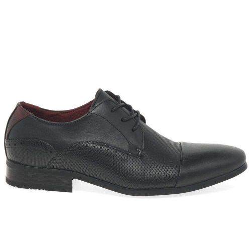 Fargo  Mens Formal Lace Up Shoes Quality Leather